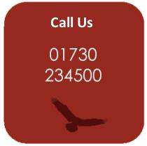 Call Us : 01730 234500